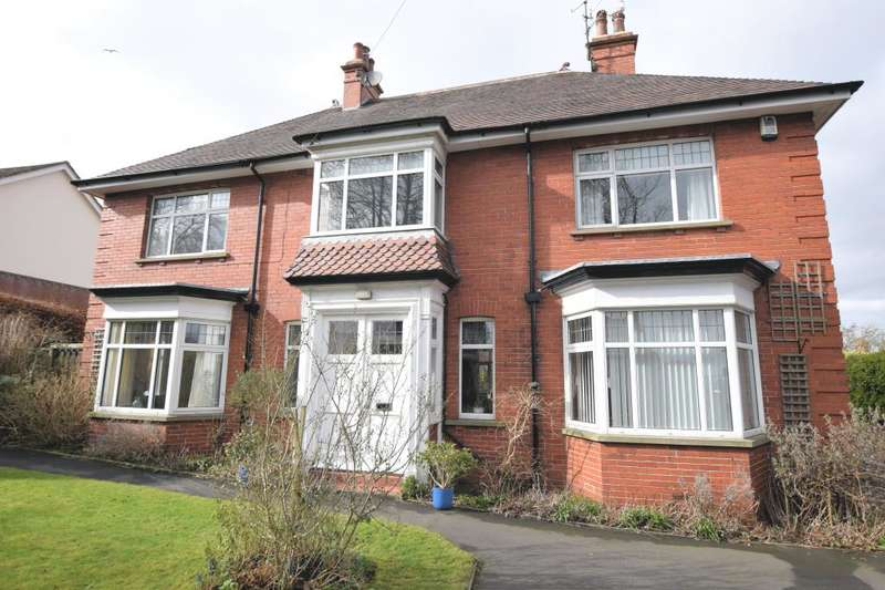 4 Bedrooms Detached House for sale in Stepney Road, Scarborough, North Yorkshire YO12 5NJ