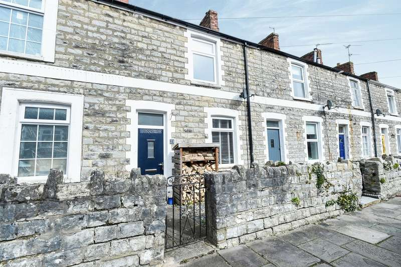 2 Bedrooms Terraced House for sale in Lewis Road, Llandough, PENARTH