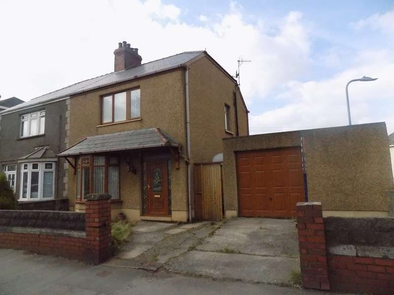 3 Bedrooms Semi Detached House for sale in Margam Road, Margam, Port Talbot, Neath Port Talbot. SA13 2BU