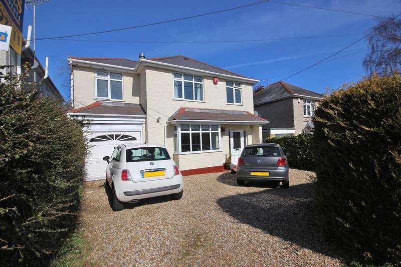 4 Bedrooms Detached House for sale in Clarendon Road, Broadstone