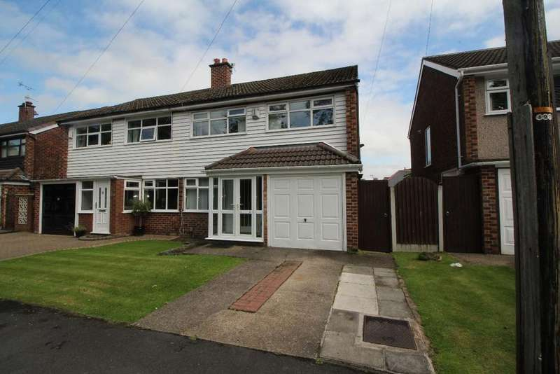 3 Bedrooms Semi Detached House for sale in Eastway