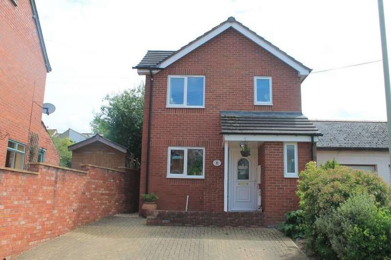 3 Bedrooms Detached House for rent in Ottery St Mary