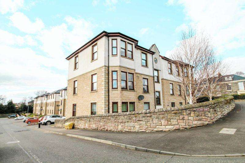 2 Bedrooms Apartment Flat for sale in Delaney Court, Alloa