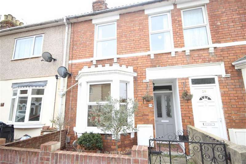 2 Bedrooms Terraced House for sale in Morrison Street, Rodbourne, Swindon