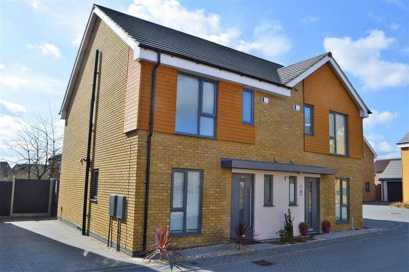 3 Bedrooms Detached House for sale in Redgate Place, East Leake, Loughborough