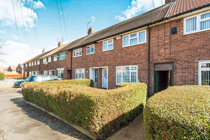 3 Bedrooms Terraced House for sale in Milford Grove, Hull, HU9