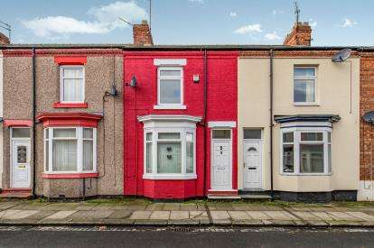 2 Bedrooms Terraced House for sale in Bartlett Street, Darlington, County Durham, Darlington