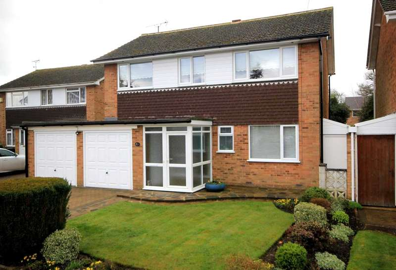 4 Bedrooms Detached House for sale in DETACHED 4 BED in this EXCLUSIVE CUL DE SAC in Leverstock Green with NO UPPER CHAIN.