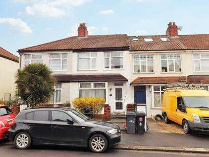 6 Bedrooms Terraced House for sale in Keys Avenue, Horfield, Bristol
