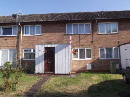 2 Bedrooms Maisonette Flat for sale in Ormonde, Stantonbury, Milton Keynes, Buckinghamshire