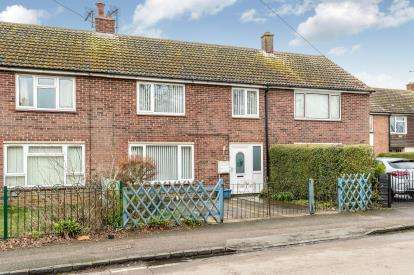3 Bedrooms Terraced House for sale in Kingsclere Road, Bicester, Oxfordshire, Oxon