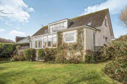 4 Bedrooms Bungalow for sale in Gorran Haven, Cornwall, Gorran Haven