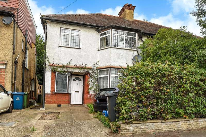 3 Bedrooms Semi Detached House for sale in Headstone Lane, North Harrow, Middlesex, HA2