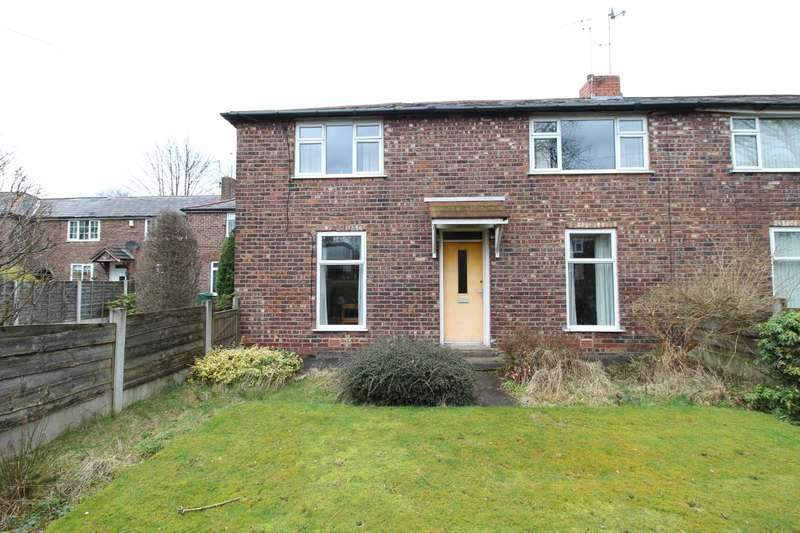 3 Bedrooms Semi Detached House for sale in The Meadows, Prestwich