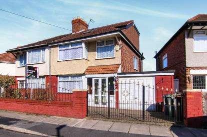 4 Bedrooms Semi Detached House for sale in Brooklands Avenue, Waterloo, Liverpool, Merseyside, L22