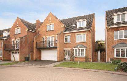 4 Bedrooms Detached House for sale in Stockarth Place, Oughtibridge, Sheffield