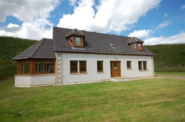 4 Bedrooms Detached House for sale in Glenrinnes, Dufftown