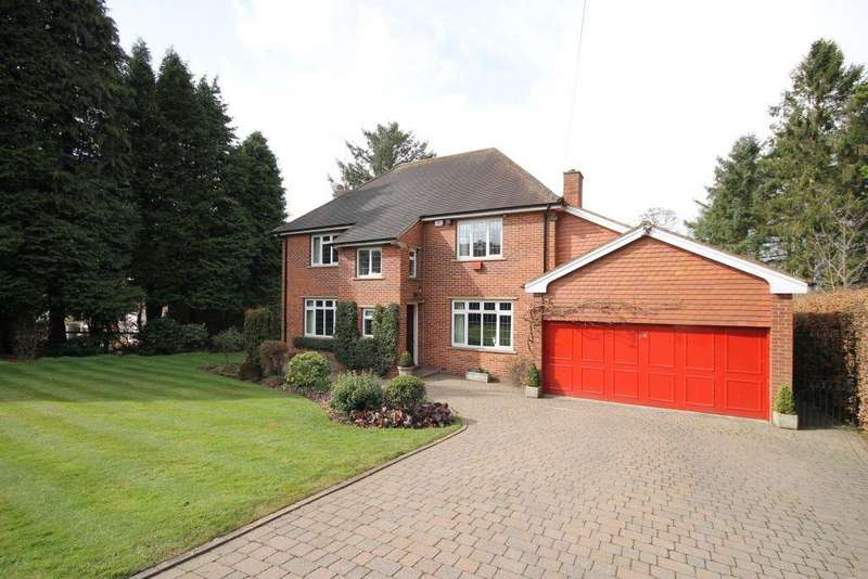 4 Bedrooms Detached House for sale in Runnymede Road, Darras Hall