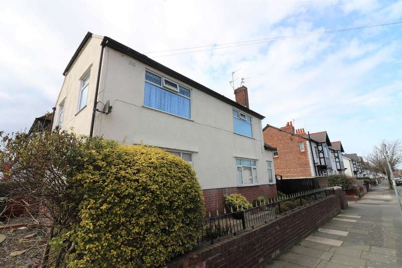 2 Bedrooms Flat for sale in Mill Lane, Wallasey, CH44 5UQ