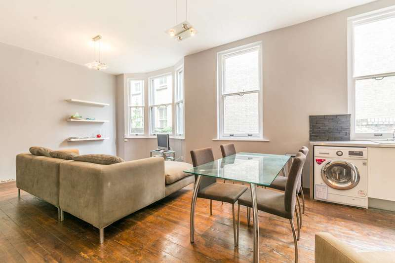 2 Bedrooms Flat for sale in Russell Square Mansions, Bloomsbury, WC1B