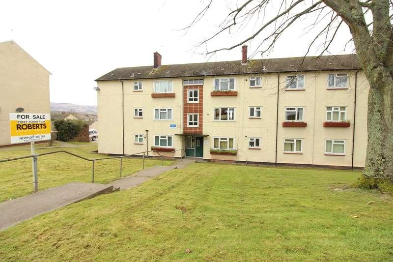 2 Bedrooms Flat for sale in Monnow Way, Bettws, NEWPORT, NP20