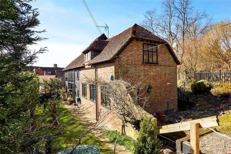 4 Bedrooms Unique Property for sale in Groombridge Hill, Groombridge, Tunbridge Wells, Kent, TN3