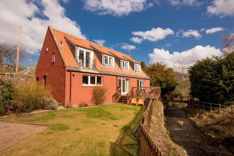 4 Bedrooms Detached House for sale in Linden Cottage, Garvald, East Lothian, EH41 4LN