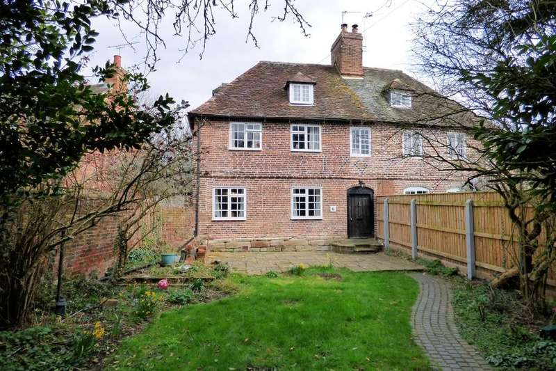 4 Bedrooms Semi Detached House for sale in Bladons Yard, Rolleston-on-Dove