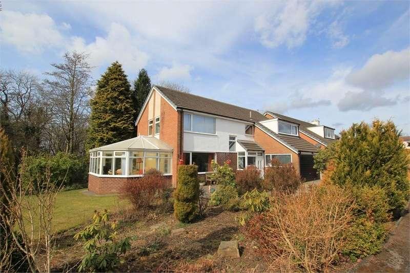 5 Bedrooms Detached House for sale in Rogersfield, Langho, Blackburn, Lancashire