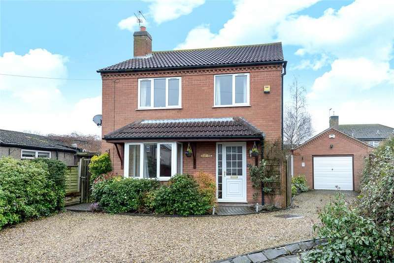 3 Bedrooms Detached House for sale in High Street, Billinghay, LN4