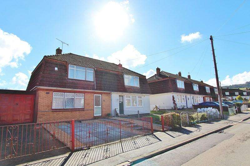 3 Bedrooms Semi Detached House for sale in Paybridge Road, Withywood, Bristol