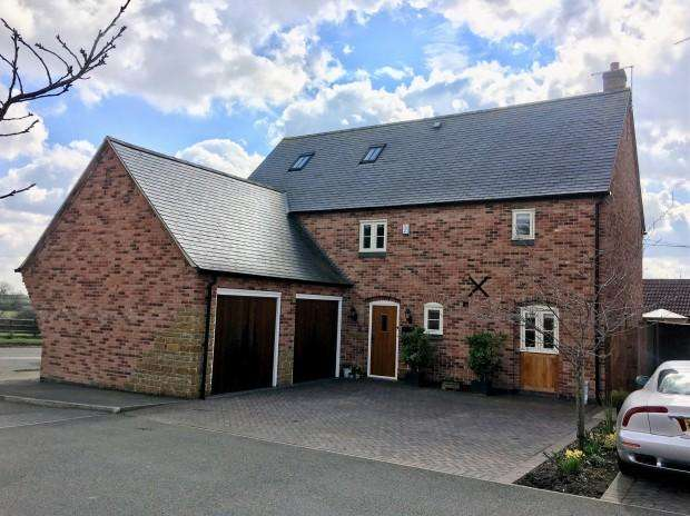 5 Bedrooms Detached House for sale in Home Farm Court, Ab Kettleby, LE14
