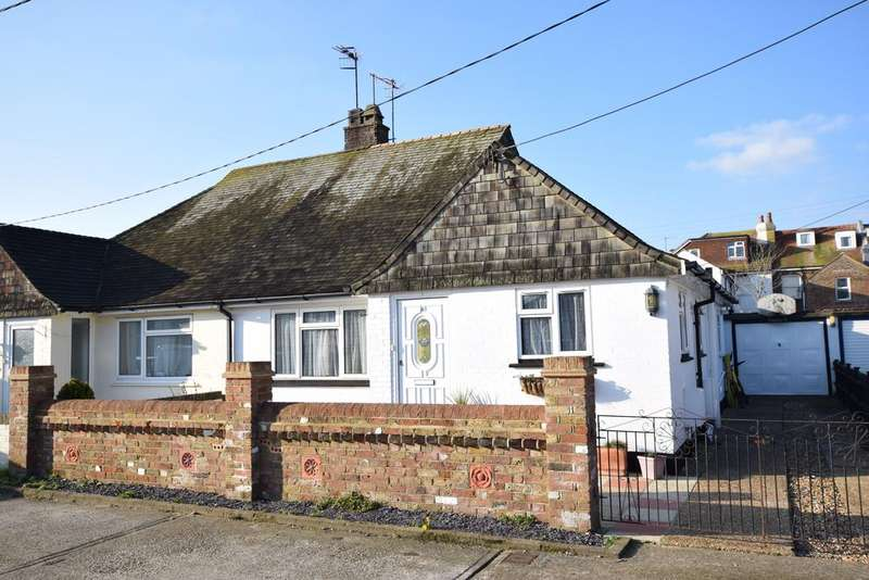3 Bedrooms Semi Detached Bungalow for sale in Eastbourne Avenue, Pevensey bay BN24