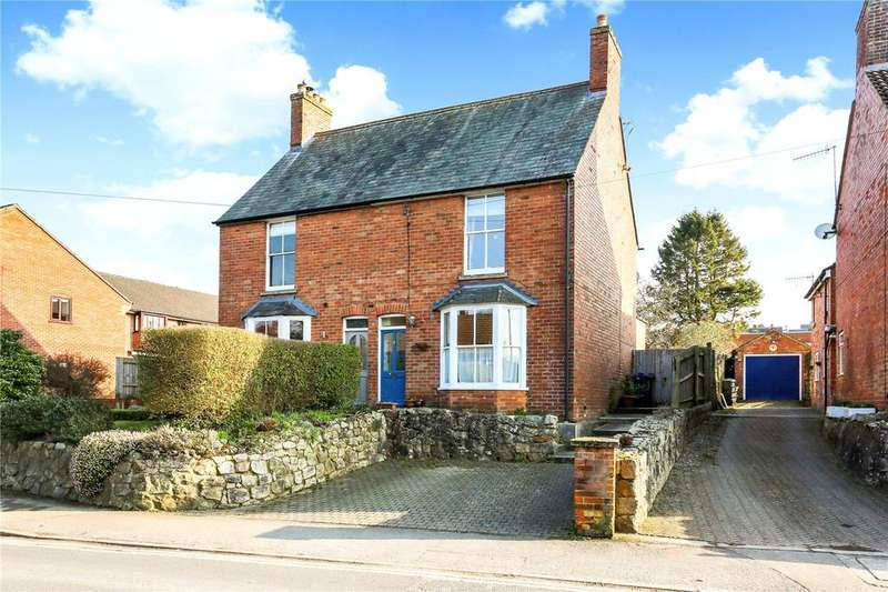 3 Bedrooms Semi Detached House for sale in George Lane, Marlborough, Wiltshire