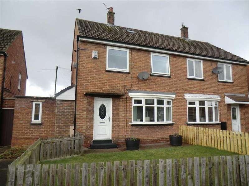 2 Bedrooms Semi Detached House for sale in 47, Emerald Walk, Chilton