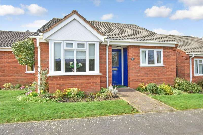 2 Bedrooms Semi Detached Bungalow for sale in Sutton Close, Quorn, Loughborough