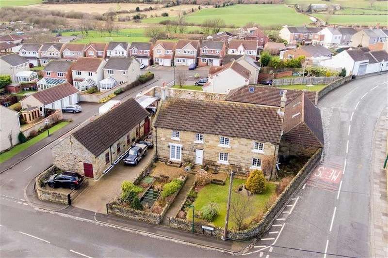 4 Bedrooms Detached House for sale in Boosbeck, Saltburn-by-the-sea