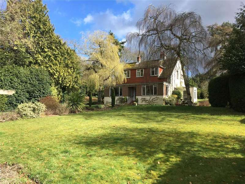 6 Bedrooms Detached House for sale in Romsey, Hampshire, SO51