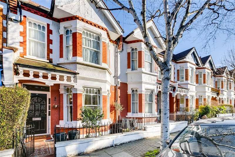 3 Bedrooms Flat for sale in Bowood Road, Battersea, London