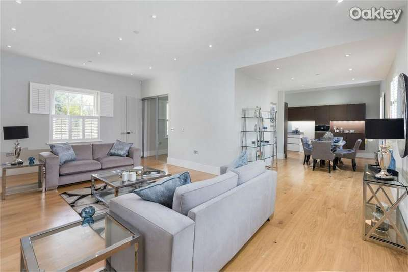 4 Bedrooms Terraced House for sale in The Courtyard, Stanmer Village, Brighton, East Sussex