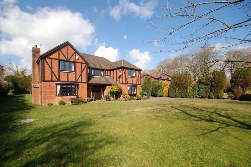5 Bedrooms Detached House for sale in Cowbridge Road, Talygarn, Pontyclun, CF72 9JU
