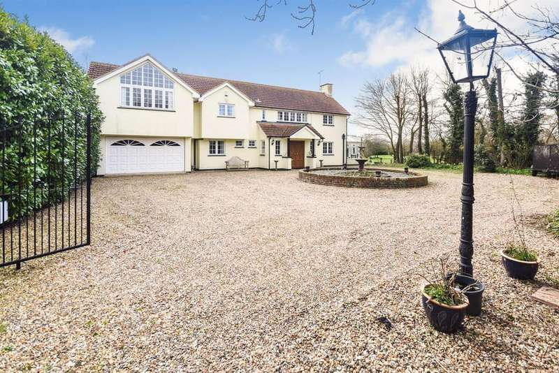 5 Bedrooms Detached House for sale in Moors Farm Chase, Little Totham