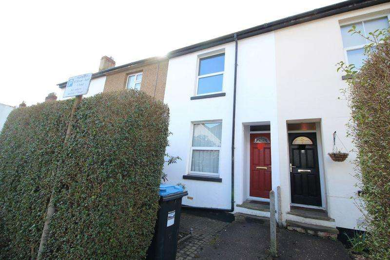 2 Bedrooms Terraced House for sale in WESTWAY, CATERHAM ON THE HILL