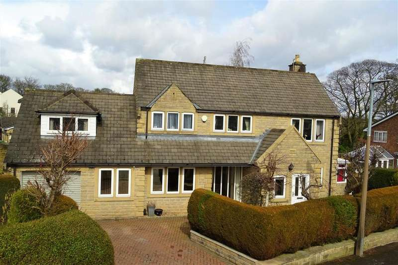 4 Bedrooms Detached House for sale in Latham Court, Gomersal, BD19 4DE