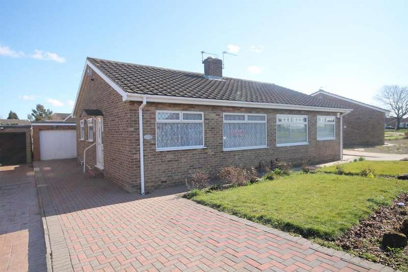 2 Bedrooms Semi Detached Bungalow for sale in The Glebe, Stockton-On-Tees
