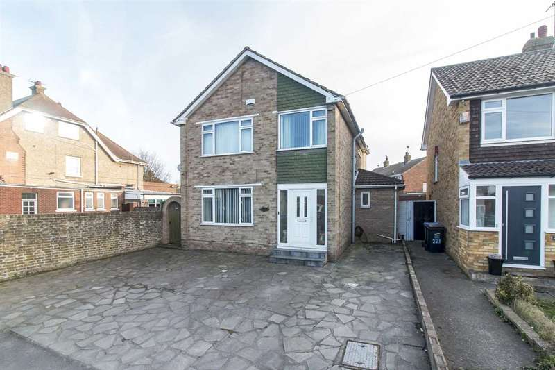 4 Bedrooms Detached House for sale in Canterbury Road, Margate, Margate