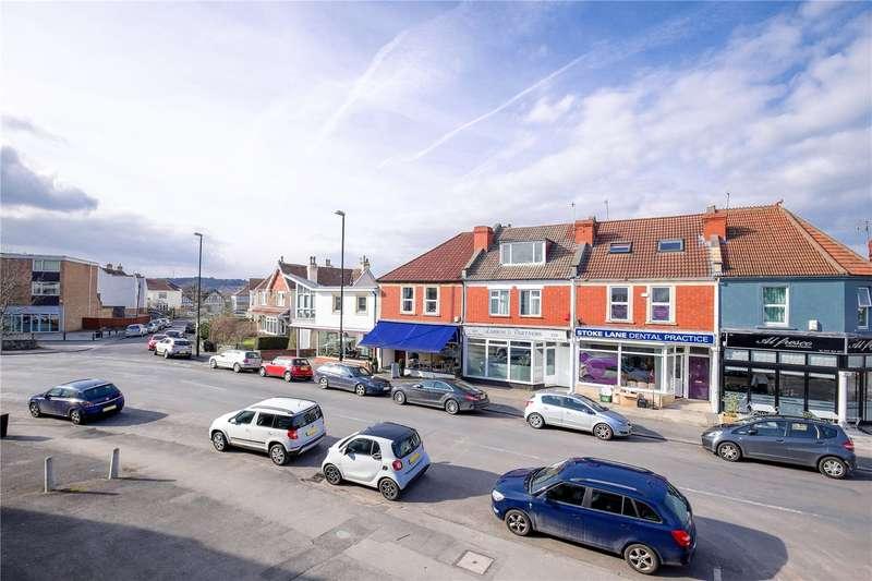 2 Bedrooms Flat for sale in Stoke Lane Westbury-on-Trym Bristol BS9
