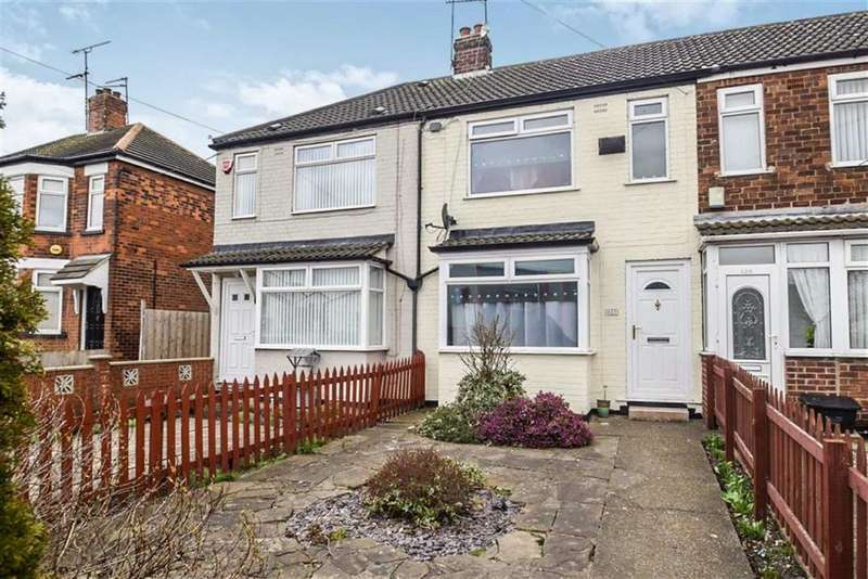2 Bedrooms Terraced House for sale in Dansom Lane North, Hull