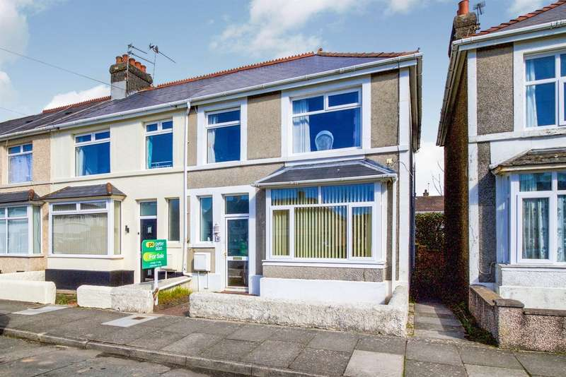 3 Bedrooms Semi Detached House for sale in Poplar Avenue, Porthcawl