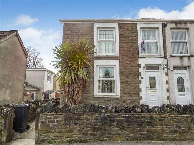 3 Bedrooms Semi Detached House for sale in Thomas Street, Pontardawe, Swansea, West Glamorgan